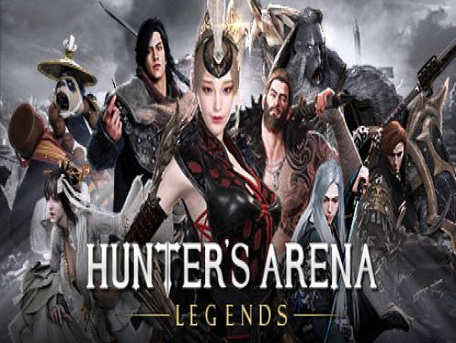 Hunter's Arena: Legends: Trama del Gioco