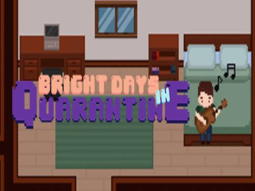 Bright Days in Quarantine: Trama del Gioco