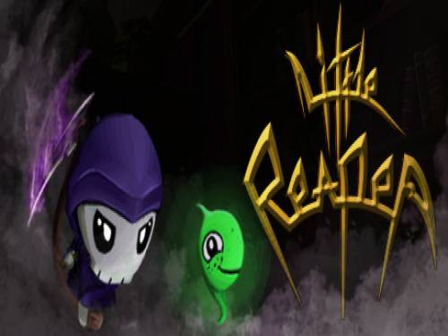 Little Reaper: Trama del Gioco