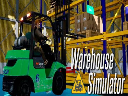 Warehouse Simulator: Trama del Gioco