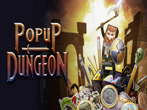 Popup Dungeon: Trama del Gioco