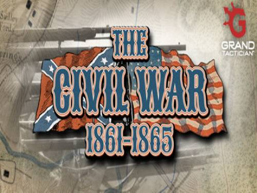 Grand Tactician: The Civil War (1861-1865): Trama del Gioco