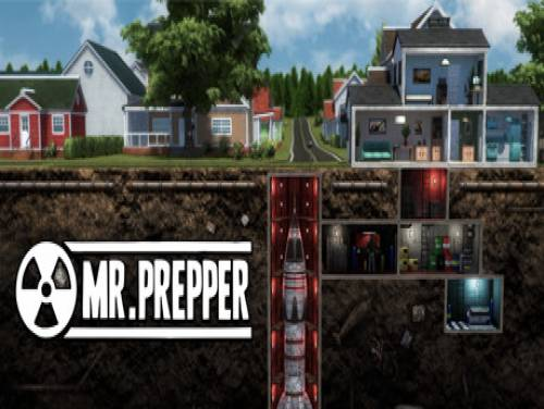Mr. Prepper: Plot of the game