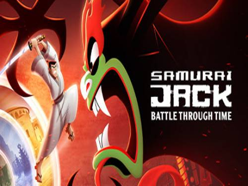 Samurai Jack: Battle Through Time - Filme completo