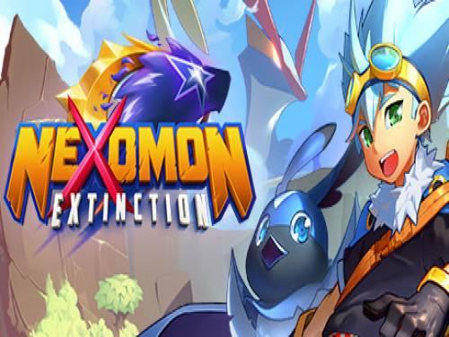 Nexomon: Extinction: Trama del juego