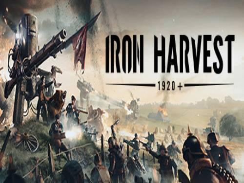 Iron Harvest: Trainer (1.0.9.1817 rev. 41487): Editar: Tropas, Eliminar niebla del mapa y Velocidad del juego