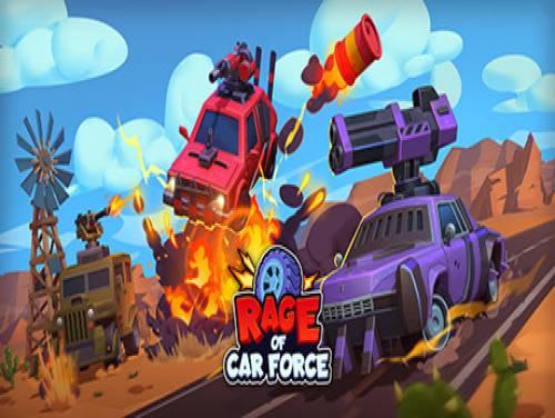 Rage of Car Force: Car Crashing Games: Trama del Gioco