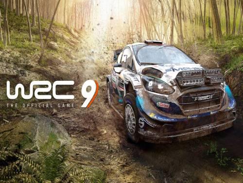 WRC 9: Сюжет игры