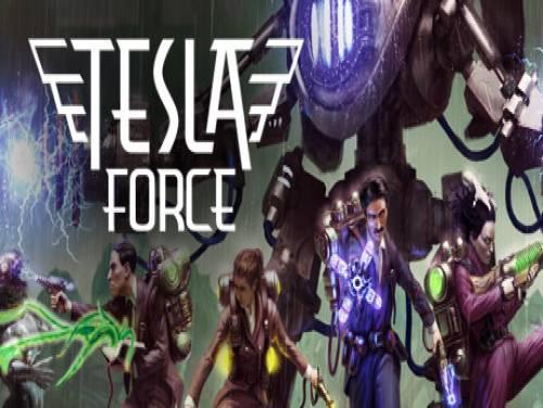 Tesla Force: Enredo do jogo