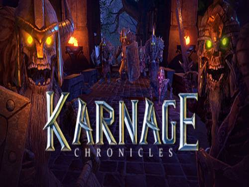 Karnage Chronicles: Trama del Gioco