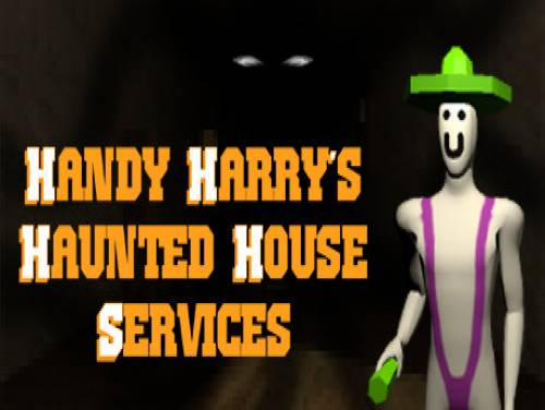 Handy Harry's Haunted House Services: Trama del Gioco