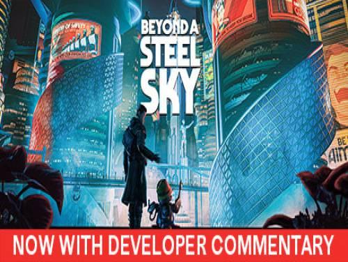 Beyond a Steel Sky: Trama del Gioco