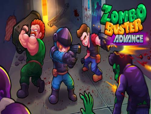 Zombo Buster Advance: Plot of the game