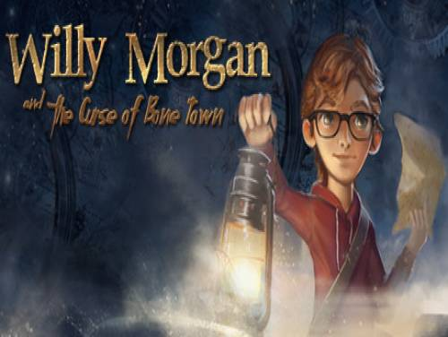 Willy Morgan and the Curse of Bone Town: Plot of the game