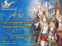Atelier Ryza Ever Darkness and the Secret Hideout: Trainer (09.13.2020): Infinite Health and Unlimited AP