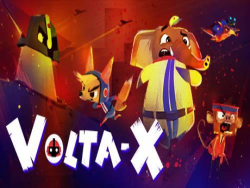 Volta-X: Videospiele Grundstück