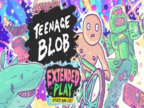 Teenage Blob: Trame du jeu
