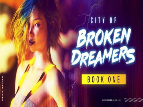 City of Broken Dreamers: Book One: Enredo do jogo