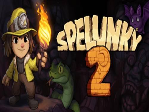 Spelunky 2: Enredo do jogo