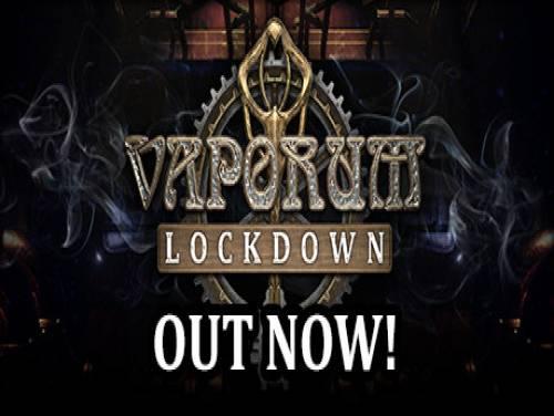 Vaporum: Lockdown: Enredo do jogo