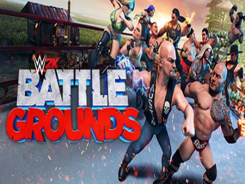 Truques de WWE 2K Battlegrounds para PC / PS4 / XBOX-ONE / SWITCH