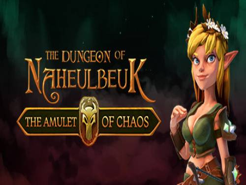 The Dungeon of Naheulbeuk: The Amulet of Chaos: Enredo do jogo