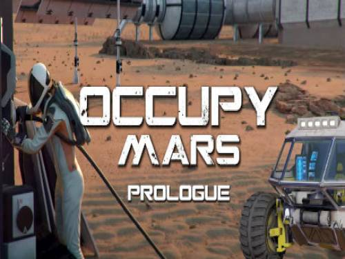 Occupy Mars: Prologue: Trama del Gioco