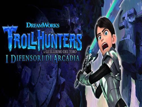 Trollhunters: I Difensori di Arcadia: Plot of the game