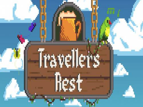 Travelers Rest: Enredo do jogo