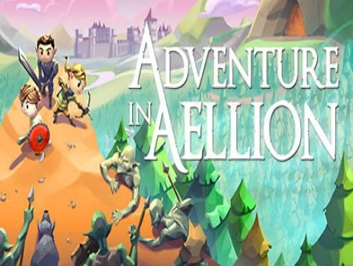 Adventure In Aellion: Trama del Gioco