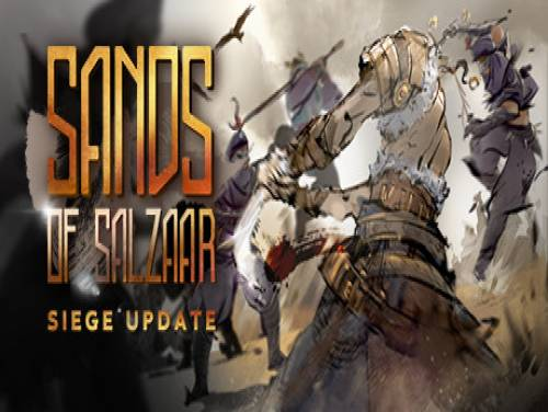 Sands of Salzaar: Сюжет игры
