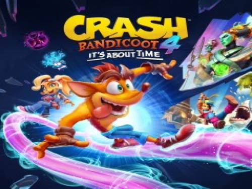 Crash Bandicoot 4: It's About Time: Trama del juego