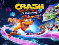 Crash Bandicoot 4: It's About Time: Trainer (ORIGINAL): Super Crash Mode and Unlimited Jumps