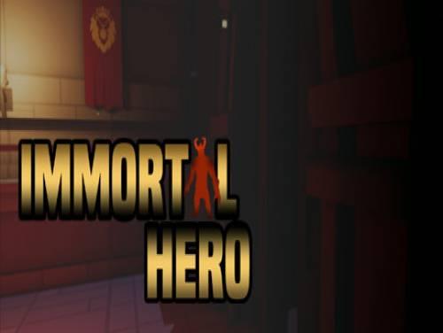Immortal Hero: Trama del Gioco