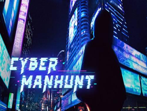 Cyber Manhunt: Trama del Gioco