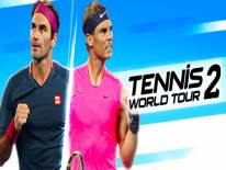 Tennis World Tour 2: Trainer (ORIGINAL): Edit: endurance, vitesse de jeu et edit: volley