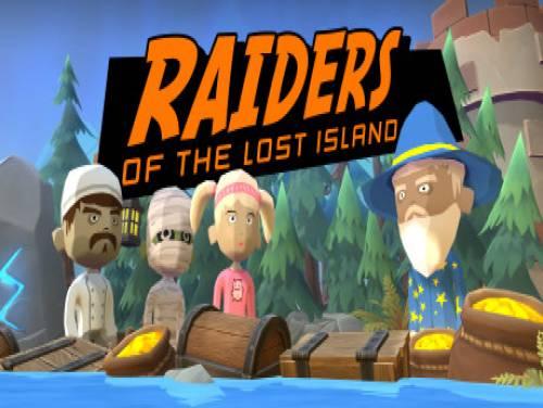 Raiders Of The Lost Island: Trama del Gioco