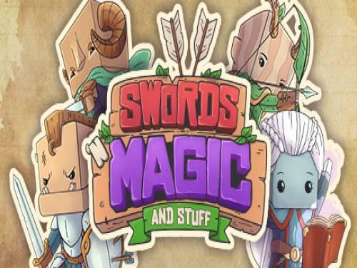 Swords 'n Magic and Stuff: Trama del Gioco