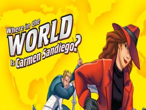 Where in the World is Carmen Sandiego?: Trama del Gioco