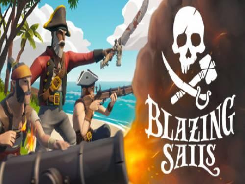 Blazing Sails: Pirate Battle Royale: Trama del Gioco
