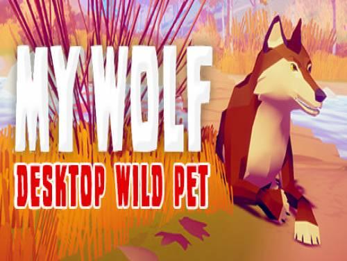MY WOLF - Desktop Wild Pet: Enredo do jogo