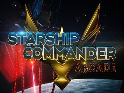 Starship Commander: Arcade: Trama del Gioco