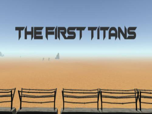 The first titans: Trama del Gioco