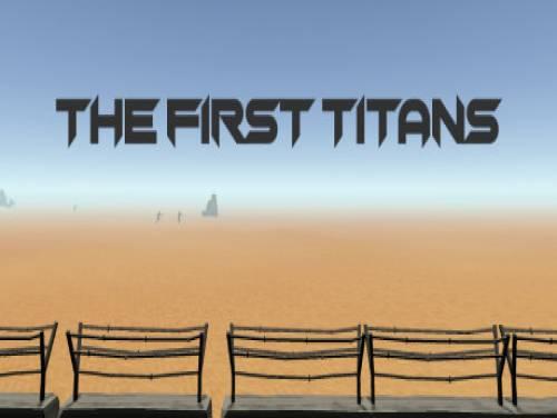 The first titans: Trame du jeu