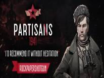 Partisans 1941: +0 Trainer (Release 1.0): Editar: materiales, Editar: XP para subir de nivel y jugador invisible