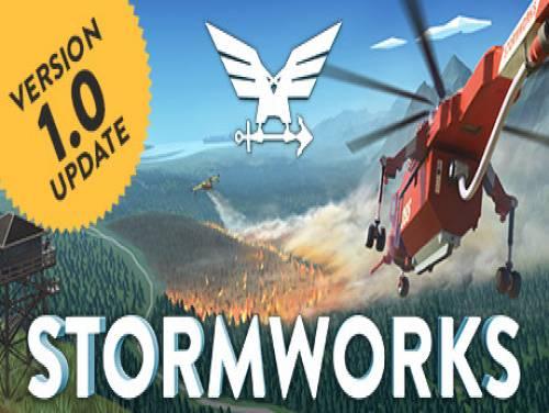 Stormworks: Build and Rescue: Videospiele Grundstück