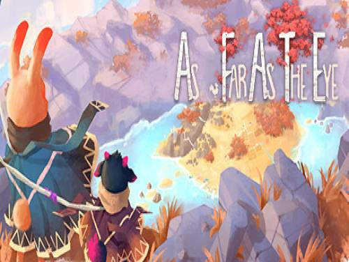 As Far As The Eye: Enredo do jogo