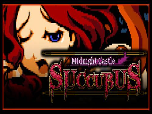 Midnight Castle Succubus DX: Plot of the game