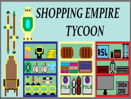Shopping Empire Tycoon: Trama del juego