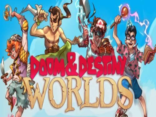 Doom *ECOMM* Destiny Worlds: Сюжет игры